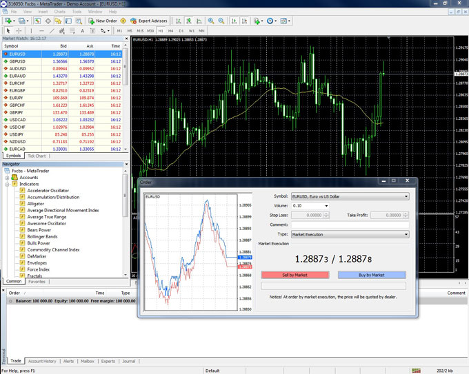 Best forex platform uk