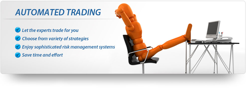 What is automated forex trading system